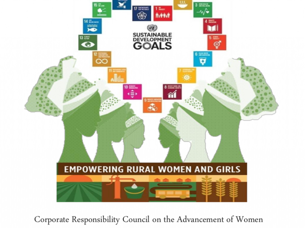 CONFERENCE ON THE DIGNITY OF RURAL WOMEN AND SOCIAL RESPONSIBILITY OF GLOBAL CORPORATIONS