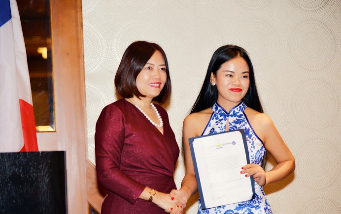 Tianmei Chen Appointed As Global CSR Foundation Youth Leadership Committee Co-Chair
