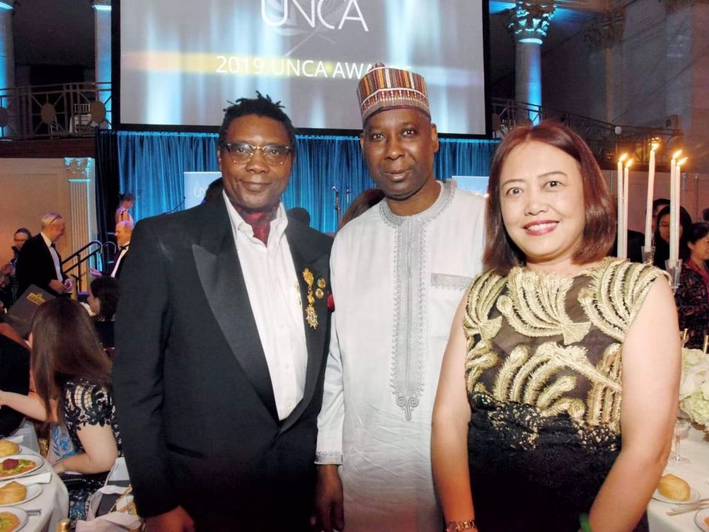 Global CSR Foundation Attended 24th UNCA Annual Awards