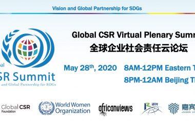 Global CSR Virtual Plenary Summit